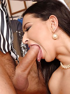 European granny long deep throat vids