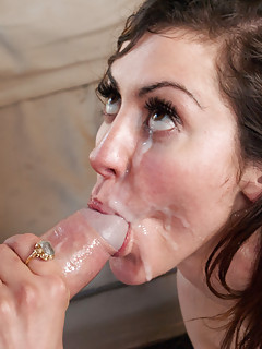 Cum on Face Porn