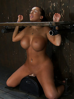 Huge Boobs in BDSM Pictures