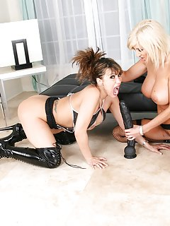 MILF in Boots Pictures