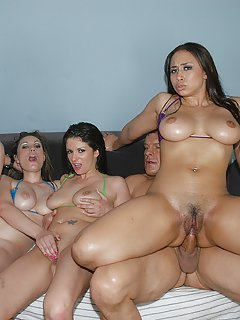 Milf Groupsex Pictures