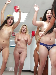 Party Girlfriend Porn